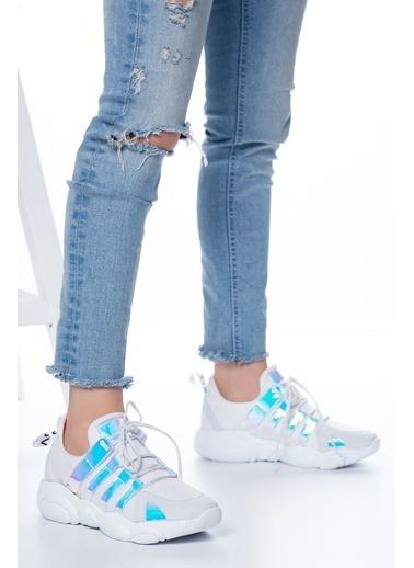 Mask Sneakers Beyaz